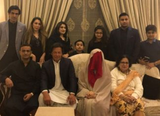 imran khan 3rd marriage photo