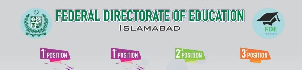 Federal Board Islamabad (FDE) 5th Class Annual Result 2020