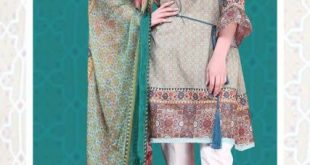 Bonanza Satrangi Eid Collection 2018