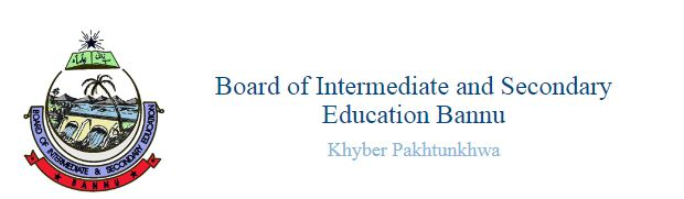 10th class Result of Board of Intermediate and Secondary Education, Bannu