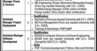 Frontier Works Organization(FWO) Jobs 18th October 2020