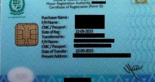 online registration of vehicles in Punjab