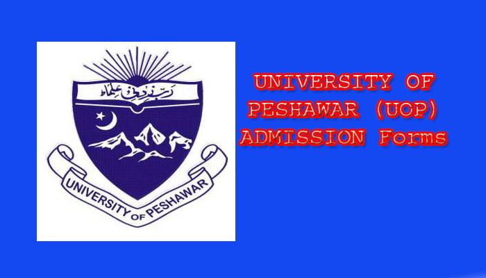 UNIVERSITY OF PESHAWAR (UOP) ADMISSION