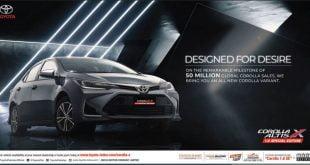 New Toyota Corolla Altis 2021