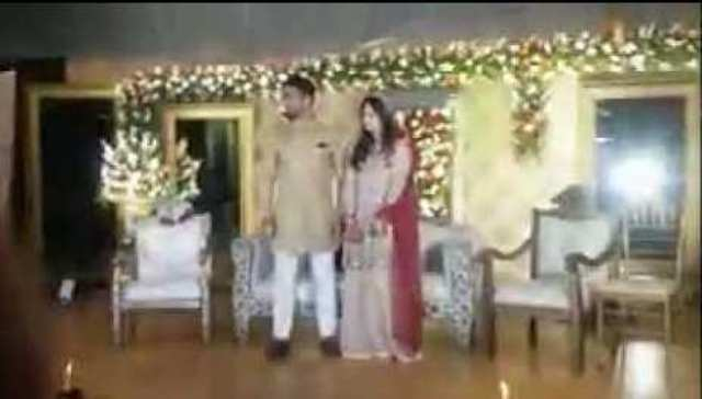 Pakistani cricketer Usman Salahuddin gets married