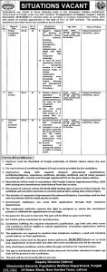 Jobs in PWD jobs