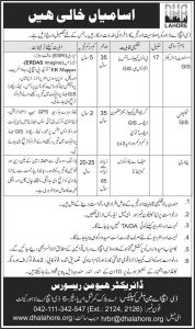 Defence Housing Authority Lahore Jobs