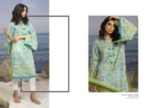 Alkaram Summer Lawn Collection 2019
