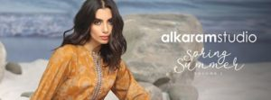 Alkaram presents its Spring/Summer Volume