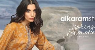 Alkaram Spring/Summer Volume 2 Collection 2019