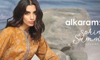 Alkaram Spring/Summer Volume 2 Collection 2019