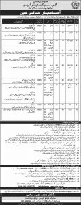 District Health Office Health Department Islamabad Jobs