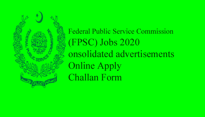 FPSC onsolidated advertisement