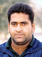 Former national cricket team Akhtar Sarfraz died