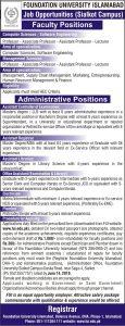 Foundation University Sialkot Campus