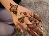 Best Eid Mehndi Designs 2019
