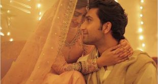 Ahad Raza Mir and Sajal Aly engagement pic