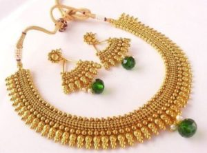 artificial bridal jewellery sets with price
