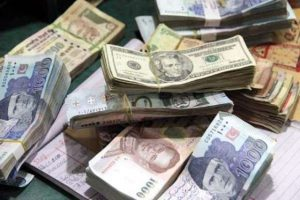 Currency Exchange Rates in Pakistan