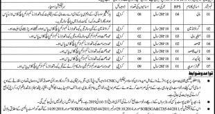 Board Of Intermediate & Secondary Education BISE Karachi Jobs 2019