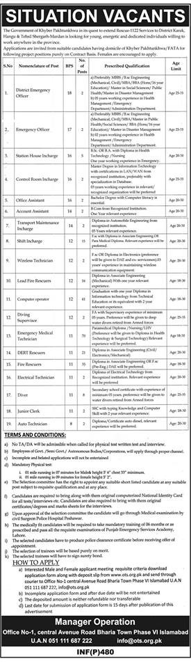 rescue 1122 jobs application form