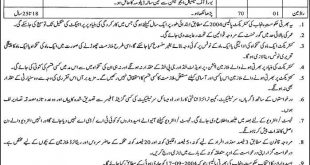 Punjab Agriculture Department Jobs 2019