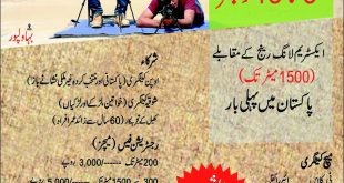 2nd Muhammad Ali Jinnah Open Shooting Championship 2019