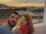 Hamza Ali Abbasi And Naimal Khawar's Second Honeymoon photos
