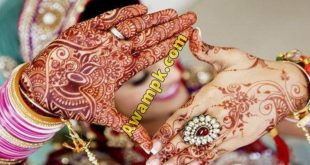 Flower Hand Mehndi Designs
