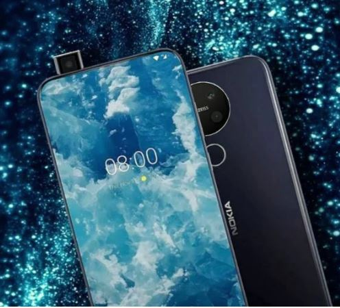 NOKIA 8.2 Features and Specifications