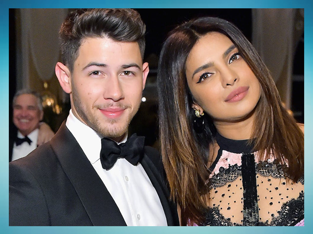 Priyanka Chopra and Nick Jonas First Anniversary pics