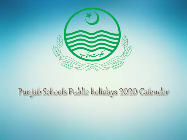 govt holidays in 2020 in punjab