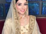 Sports journalist and cricket commentator Zainab Abbas Nikkah ceremony in Lahore Marriage image