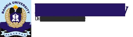 Bahria University Undergraduate programs Graduate/Doctoral programs Admissions Spring 2020