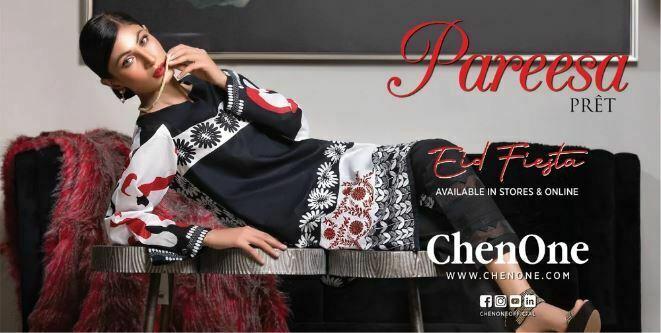 ChenOne Eid Collection 2021