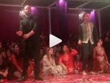 Mahira Khan Dance with HSY designer video