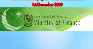 Government Employees Annual increment 1st December 2019