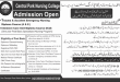 Central Park Nursing College CNA Admission