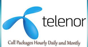 Telenor Call Packages Hourly ,daily,weekly and monthly offer 2020