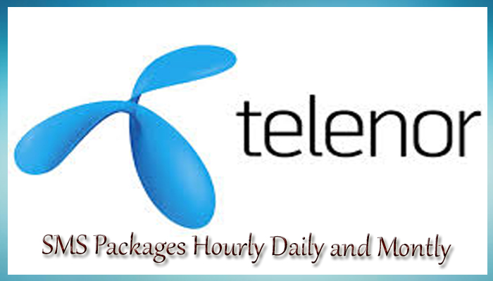 TELENOR SMS PACKAGES: DAILY, 3/5 DAYS, WEEKLY AND MONTHLY BUNDLES