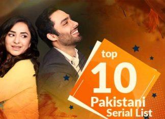 Pakistani Top Dramas Serials in 2019
