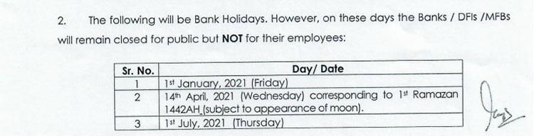 public and optional holidays 2020