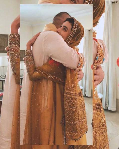 Eman Suleman is getting married