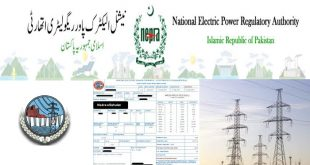 Electricity unit price in Pakistan February 2020