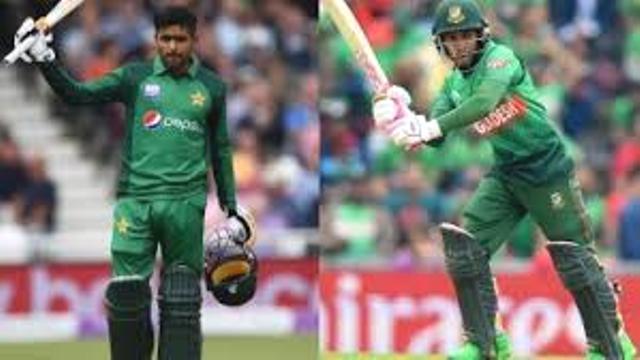 Pakistan vs Bangladesh two test,one ODI and Three T20 Series 2020