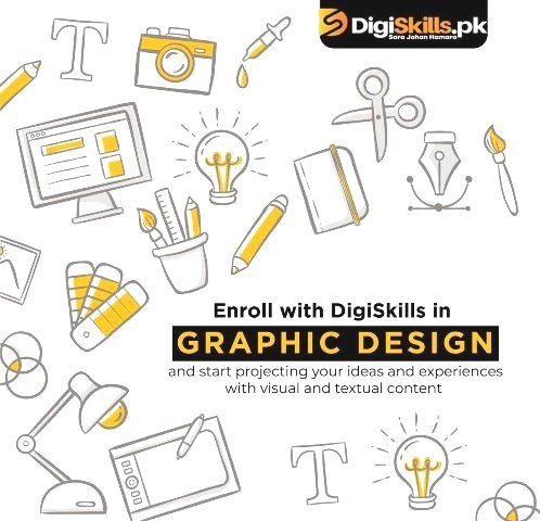 Digiskills Training Program Graphic Design