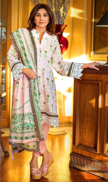 GulAhmed Spring/Summer Lawn Collection 2020