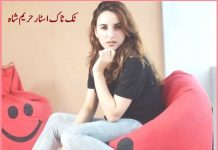 Tik Tok Model Hareem Shah Biography, Age and Family