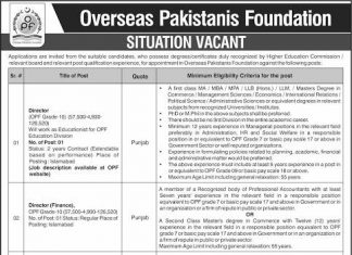 jobs in opf