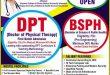 PIHSI DPT admission